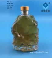 440ml工艺高档玻璃酒瓶