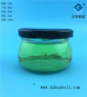 150ml鱼子酱玻璃瓶