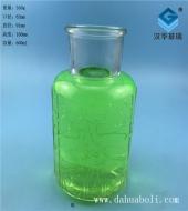 600ml小鹿玻璃花瓶