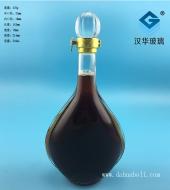 500ml出口洋酒玻璃瓶