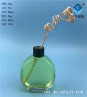 200ml扁圆形香薰玻璃瓶