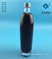 500ml果醋玻璃酒瓶