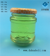 150ml出口蜂蜜玻璃瓶