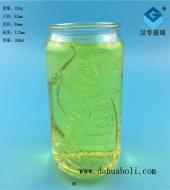 300ml可乐玻璃饮料杯