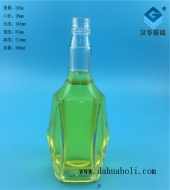 500ml白酒玻璃瓶
