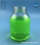 600ml全丝组培玻璃瓶