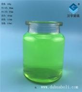 550ml光面玻璃储物罐