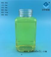 360ml玻璃蜂蜜瓶