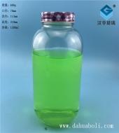 1500ml玻璃储物罐