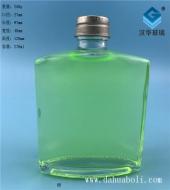 270ml正方形玻璃酒瓶