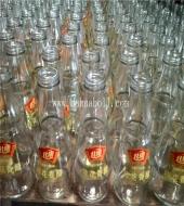 各种烤花玻璃瓶